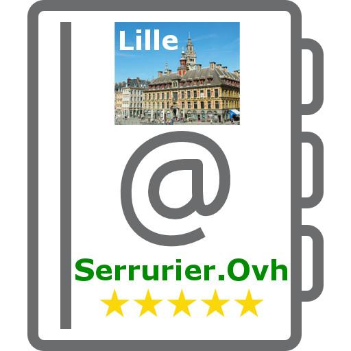 bon serrurier Lille sur serrurier.ovh : liste et conseil