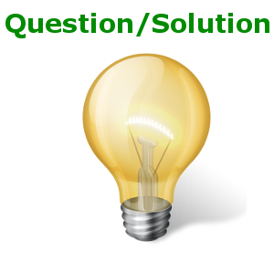 Question-Solution