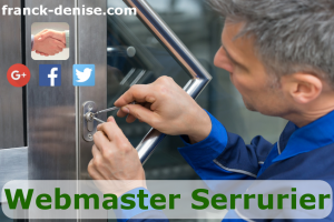 Webmaster Serrurier